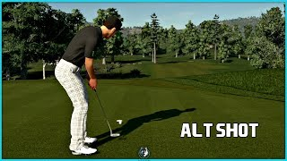 The Golf Club 2019 Alt Shot League - Match #10 - BOUNCEBACK WIN?   PS4 Pro Gameplay