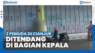 Viral Video 2 Pemuda di Cianjur Ditendang di Bagian Kepala, Ternyata Peristiwa Perampokan