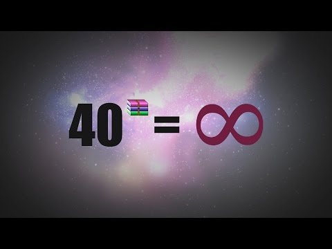 Video WinRAR And The Infinite 40-Day Trial