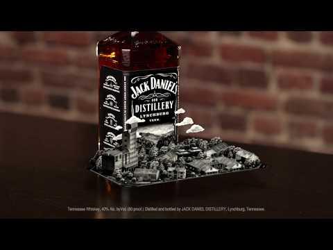 Jack Daniel's virtuelno putovanje kroz istoriju viskija