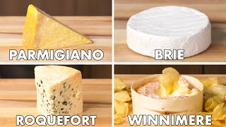 How To Cut Every Cheese | Method Mastery | Epicurious