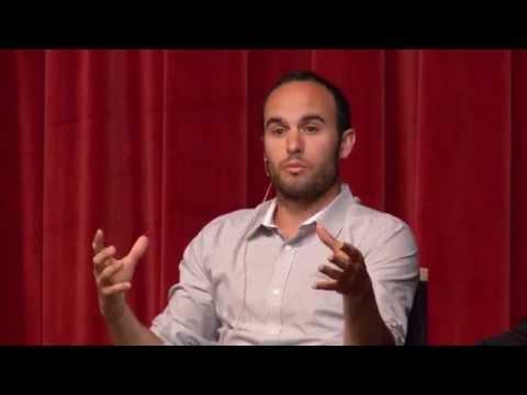Landon Donovan   Full Interview   2013