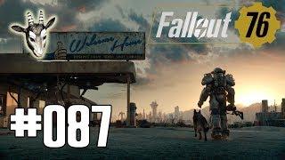#087 ● Die Waffenkammer von Harpers Ferry ● Fallout 76 [BLIND]