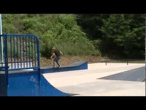 Pottsville Skate Competition 2010
