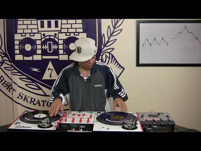 TRAKTOR VS SERATO Comparison By DJ Qbert !!!