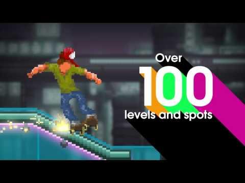 OlliOlli: 'Skateboarding' para nervios de acero en PS Vita