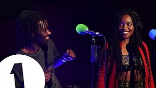Ray BLK & Wretch 32   My Hood   Radio 1's Piano Sessions