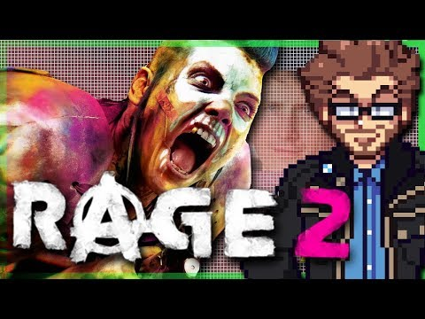 The Problem with Rage 2 - Austin Eruption
