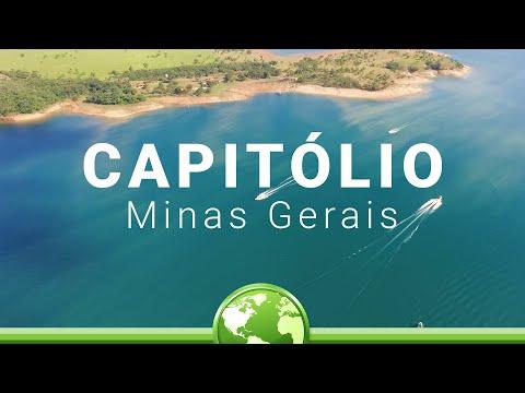 Capitólio - Um paraíso em Minas Gerais