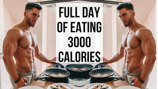 Full Day Of Eating 3000 Calories   Maintaining A Lean Physique