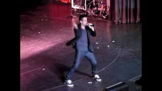 "Joey McIntyre ""Dont Rain on My Parade"" NKOTB Cruise 2012"