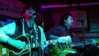 """Homeless Guitar"" -- Jim Peterik and Jeff Carlisi"
