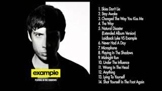 "Example -- Album ""Playing In The Shadows"" Minimix (erscheint am 07. Oktober 2011)"