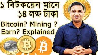 1 Bitcoin nach Bangladeschi Taka