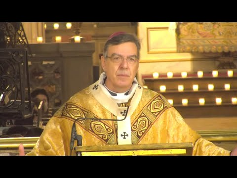 Messe du 1er novembre 2020 à Saint-Germain-l'Auxerrois