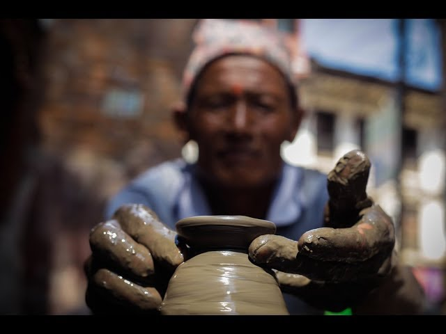 Bhaktapur's potters adapt  to survive
