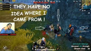 🤣😂YE TO SUSPENSE ME HI MRR GYEE  LOL 🤣 II THEY ALL DIED IN SUSPENSE II PUBGMOBILE FUNNY MOMENT