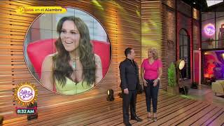 ¡Kate del Castillo tuvo un romance con 'El Canelo'! | Sale el Sol
