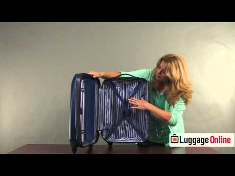 Delsey Helium Shadow Collection Hardside Spinner Review – Luggage Online