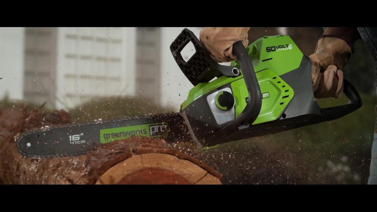Greenworks 60V Family of Tools