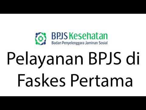 Iklan Pelayanan BPJS kesehatan di Faskes pertama