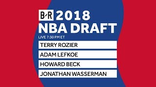 2018 NBA Draft Live Grades and Reaction