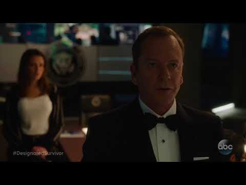 Designated Survivor Season 2 Promo 'Get Addicted Again'