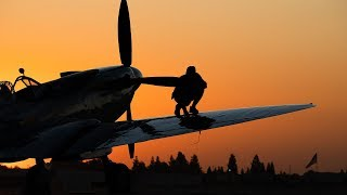video: Silver Spitfire pilot log week four: goodbye Los Angeles, hello outer space