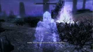 Skyrim Dawnguard: How To Find Arvak Horse Skull in Soul Cairin