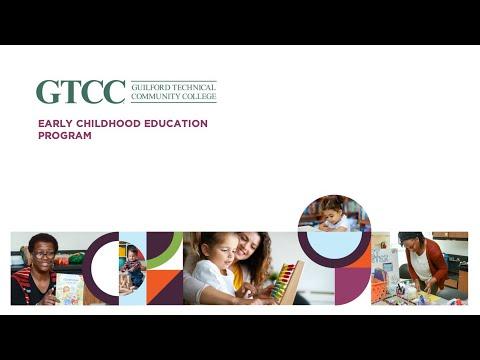 Early Childhood Education - Meet the Program - YouTube
