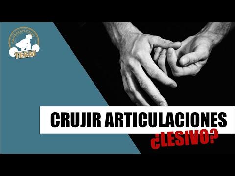 Psicología de las articulaciones de los dedos
