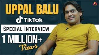 TikTok Uppal Balu Special Interview   ఉప్పల్ బాలు ఇంటర్వ్యూ   Aadhan Telugu