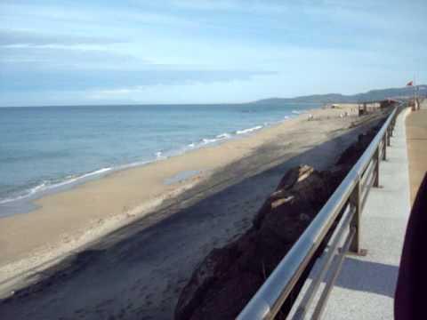 Sardegna. Valledoria, la spiaggia di San Pietro