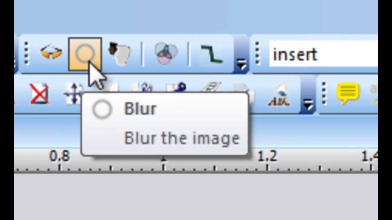 45 Sharpen, blur and other image filters
