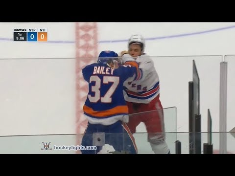 Casey Bailey vs. Anthony DeAngelo