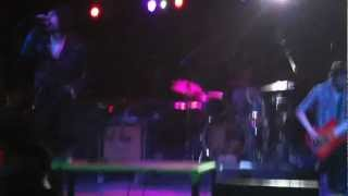 """Stratovolcano Mouth"" - Chiodos 03/22/11 Tempe"
