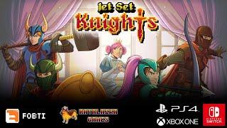 videó Jet Set Knights
