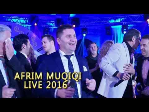 Afrim Muqiqi - Tallava Live