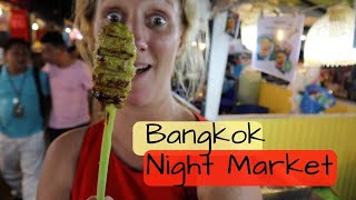 Oldskul Night Train Market, Bangkok