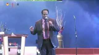 """I'm Not Mad"" Kannada Sermon By Rev. Ravi Mani"