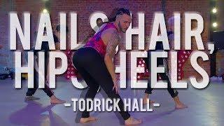 Nails, Hair, Hips, Heels REMIX (Feat. Ciara) | Hamilton Evans Choreography