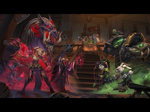 Mean Streets of Gadgetzan Cinematic Trailer thumbnail