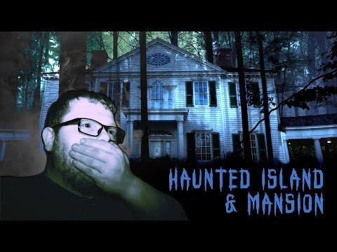 The Haunted Blennerhassett Island & Mansion
