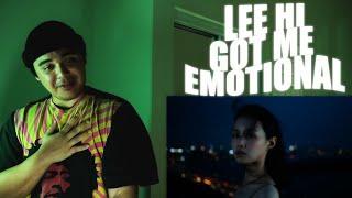 LEE HI - HOLO Official Music Video Reaction