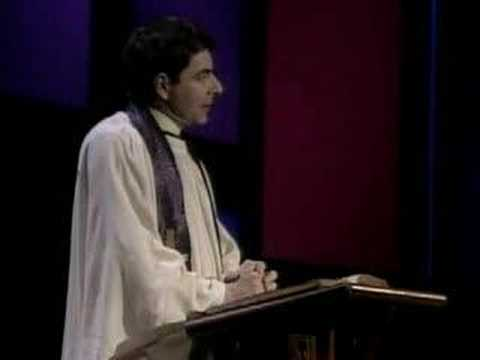 Rowan Atkinson - Úžasný Ježíš