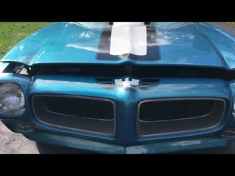 Video of 1970 Pontiac Firebird Trans Am - $50,000.00 Offered by a Private Seller - ONU7