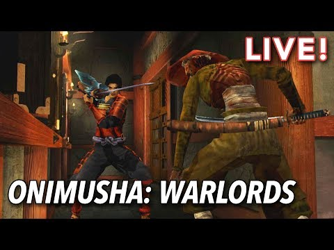Onimusha: Warlords with Paul & Chris