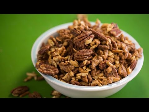 Video Delicious Holiday Nuts You Can Make Ahead of Time!
