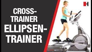 Crosstrainer Ellipsentrainer | FINNLO MAXIMUM by HAMMER