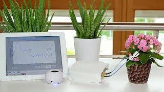 Умные растения, цветы,система полива.Проект RoboCode.